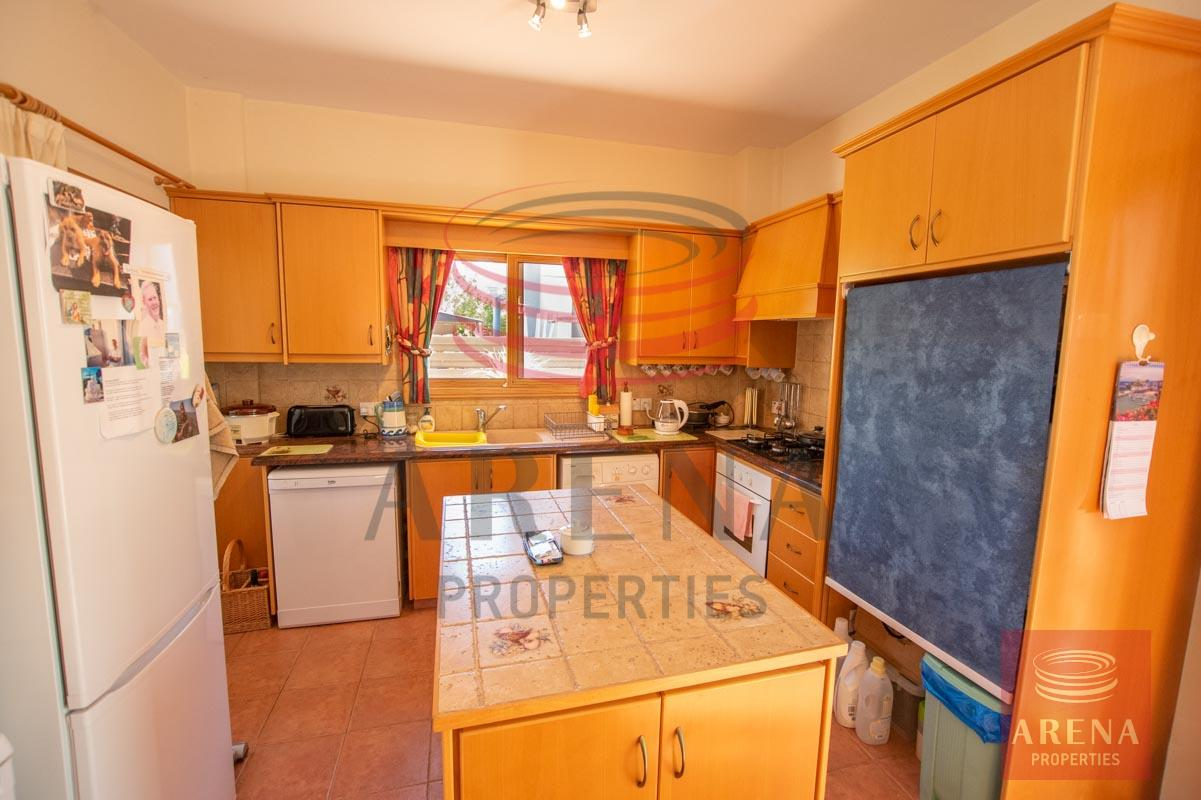 3 Bed villa in Sotira for sale - kitchen