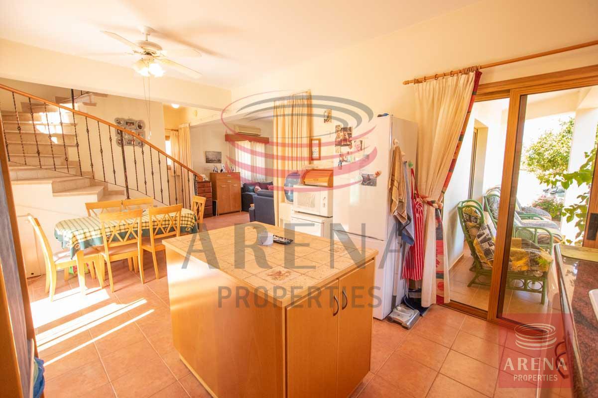 3 Bed villa in Sotira to buy - kitchen