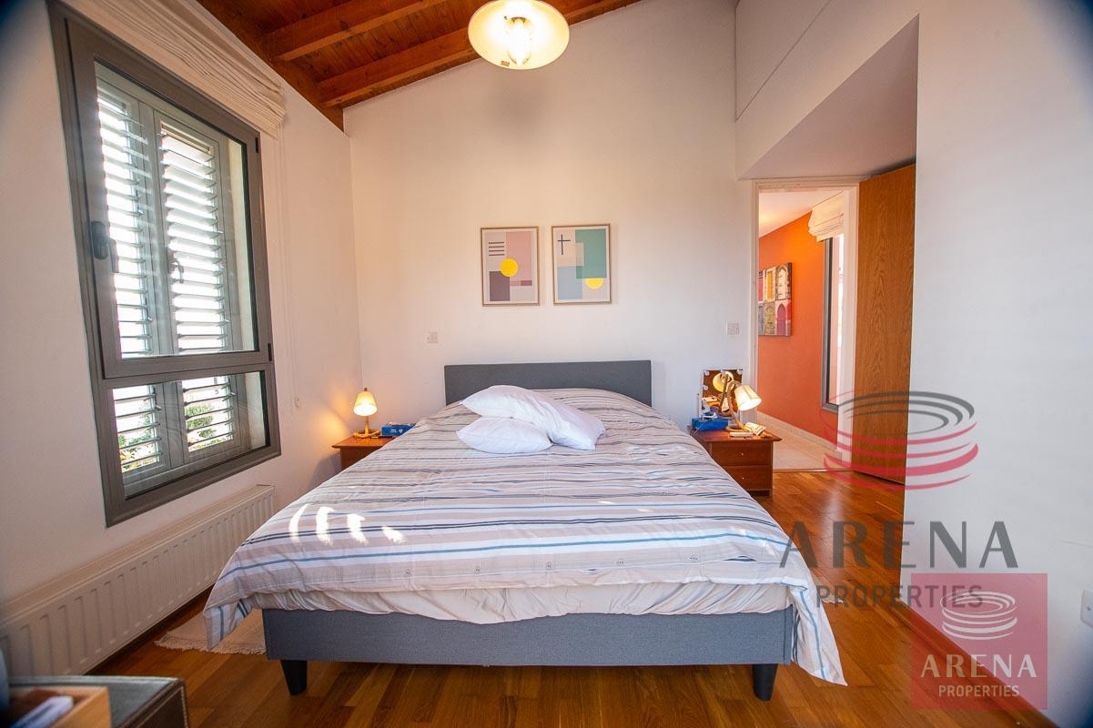 villa in ayia thekla - bedroom