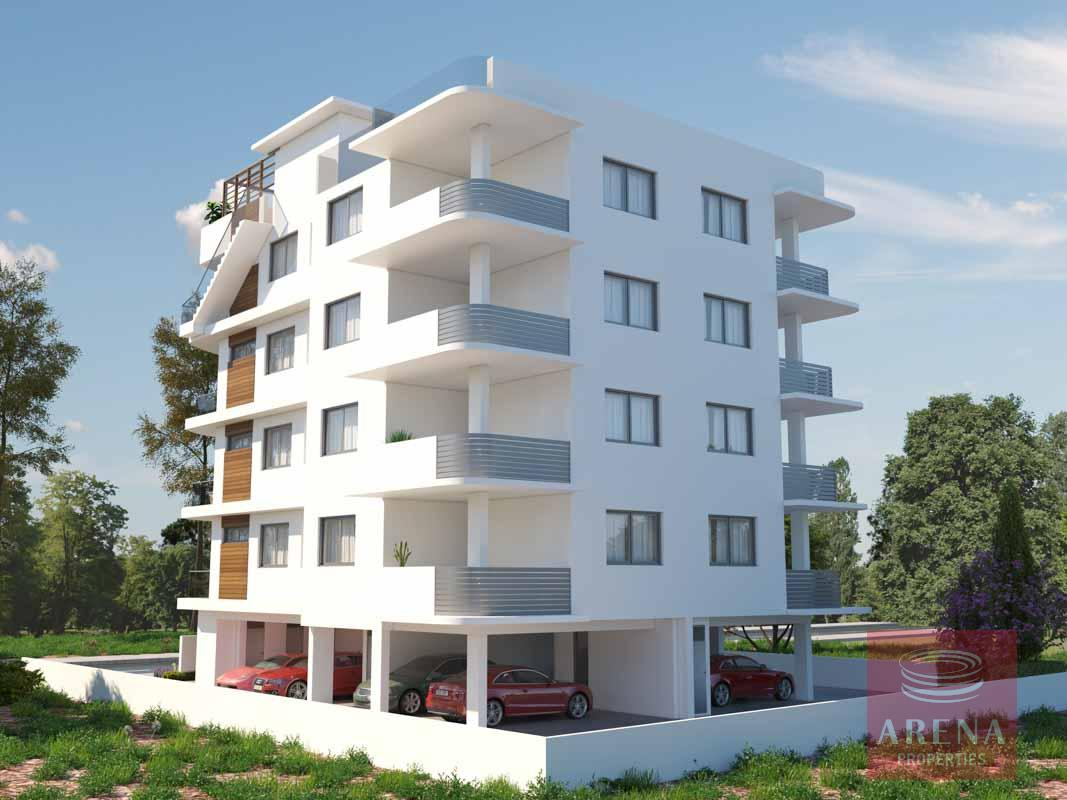 2 Bed flats in Larnaca to buy