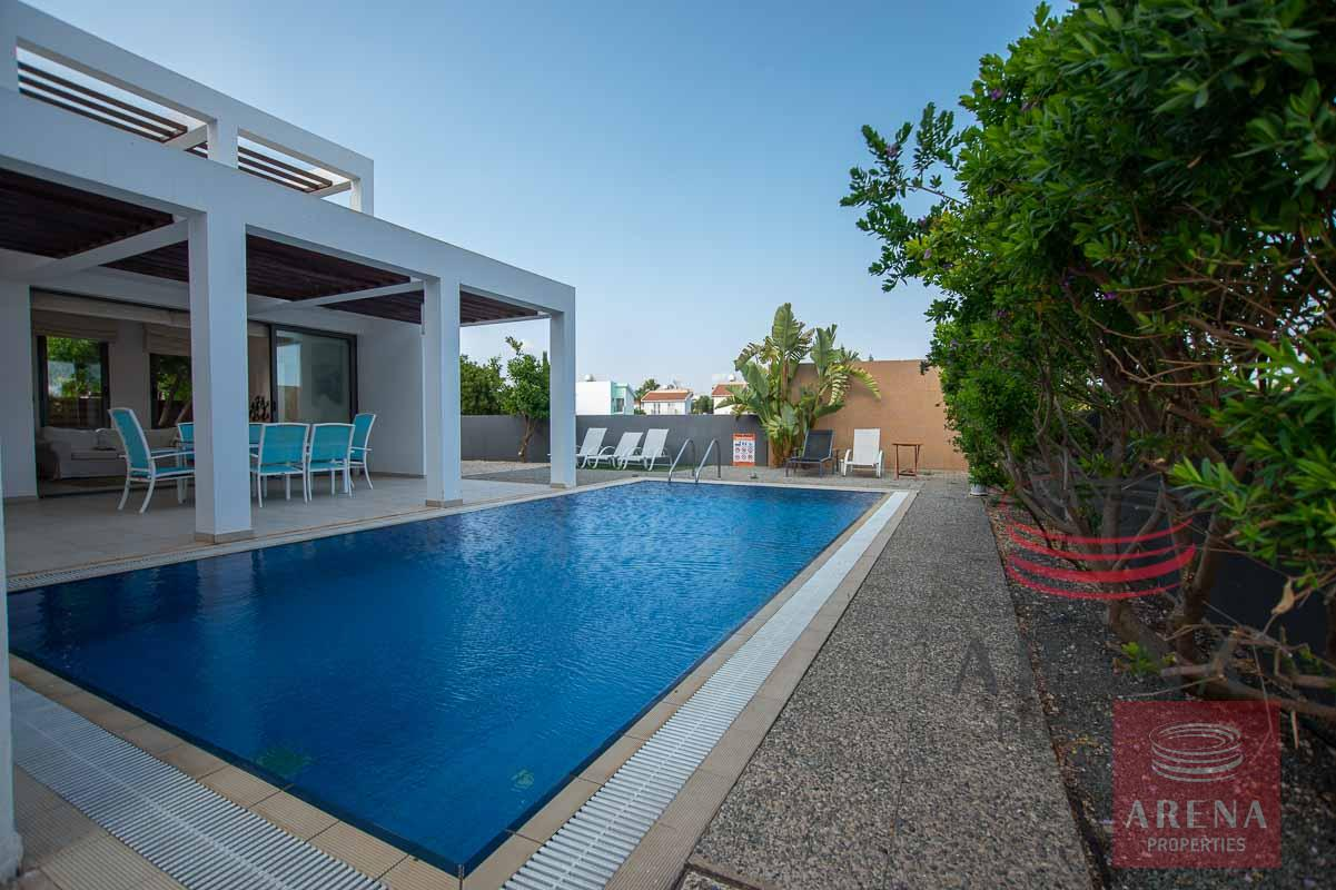3 bed villa in ayia thekla to buy