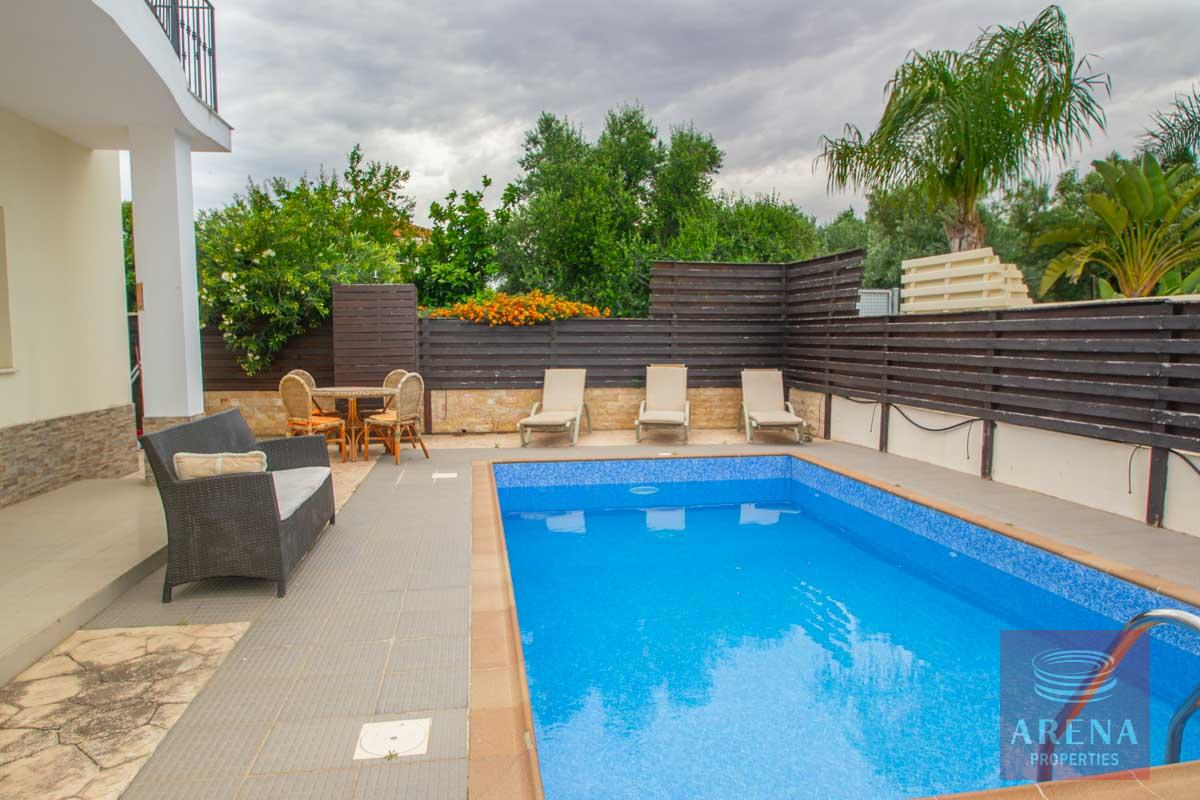 3 Bed Villa in Pernera - pool