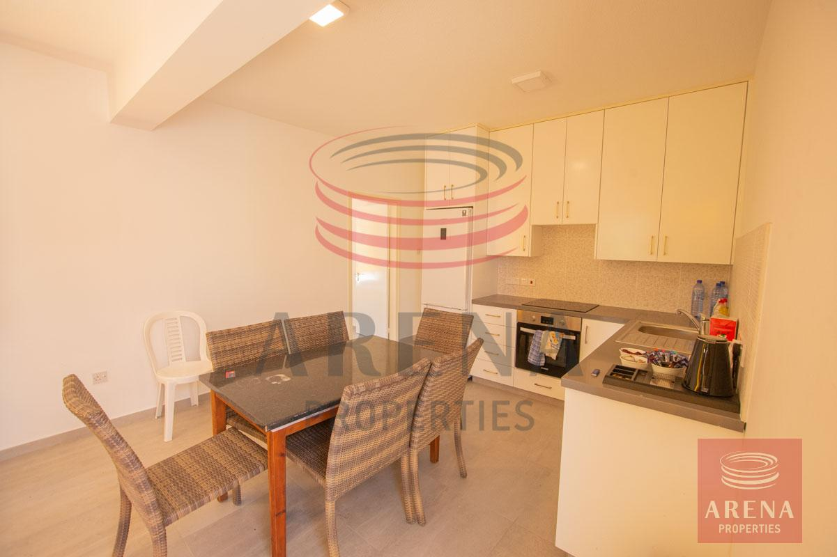 Apartment for rent in Paralimni - kitchen
