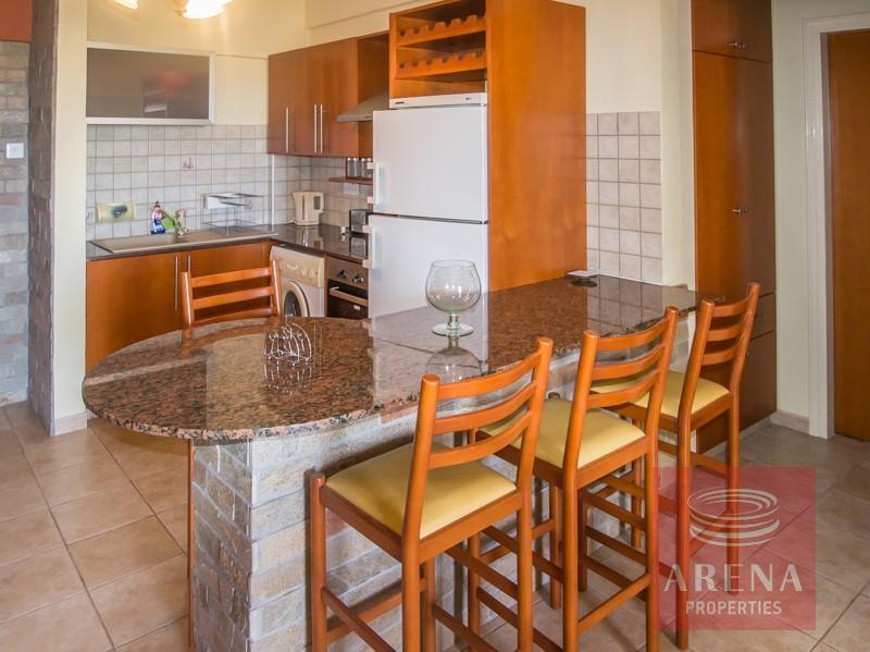 1 Bed Apartment in Kapparis - kitchen