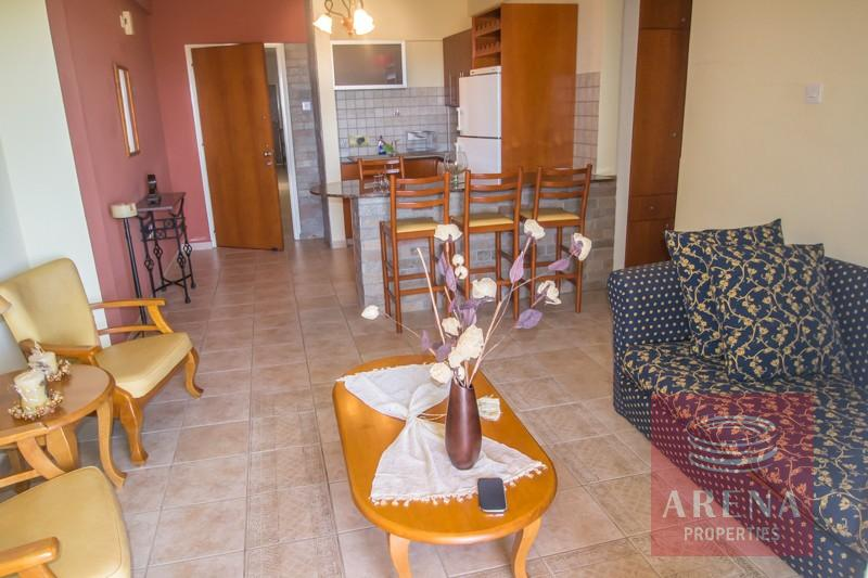 1 Bed Apartment in Kapparis - living area