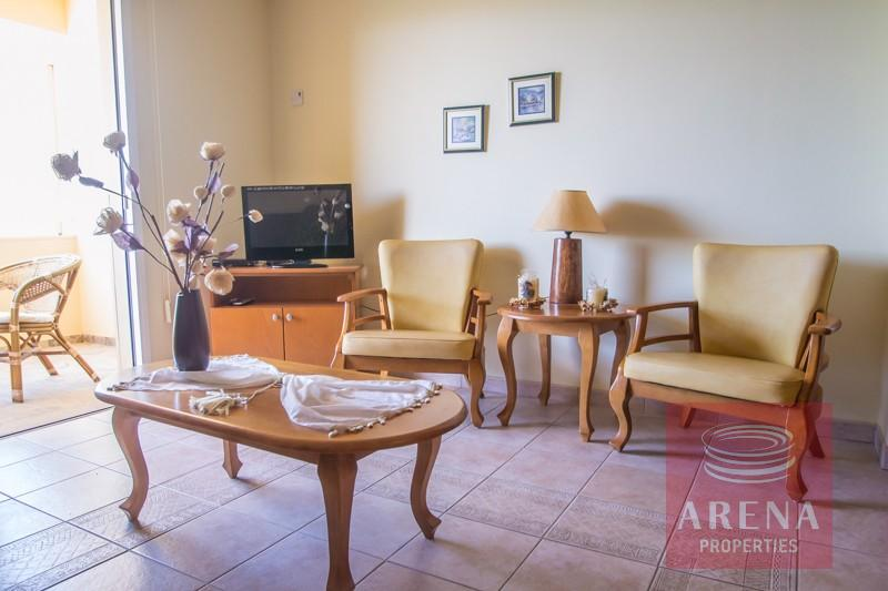 1 Bed Apartment in Kapparis - living room