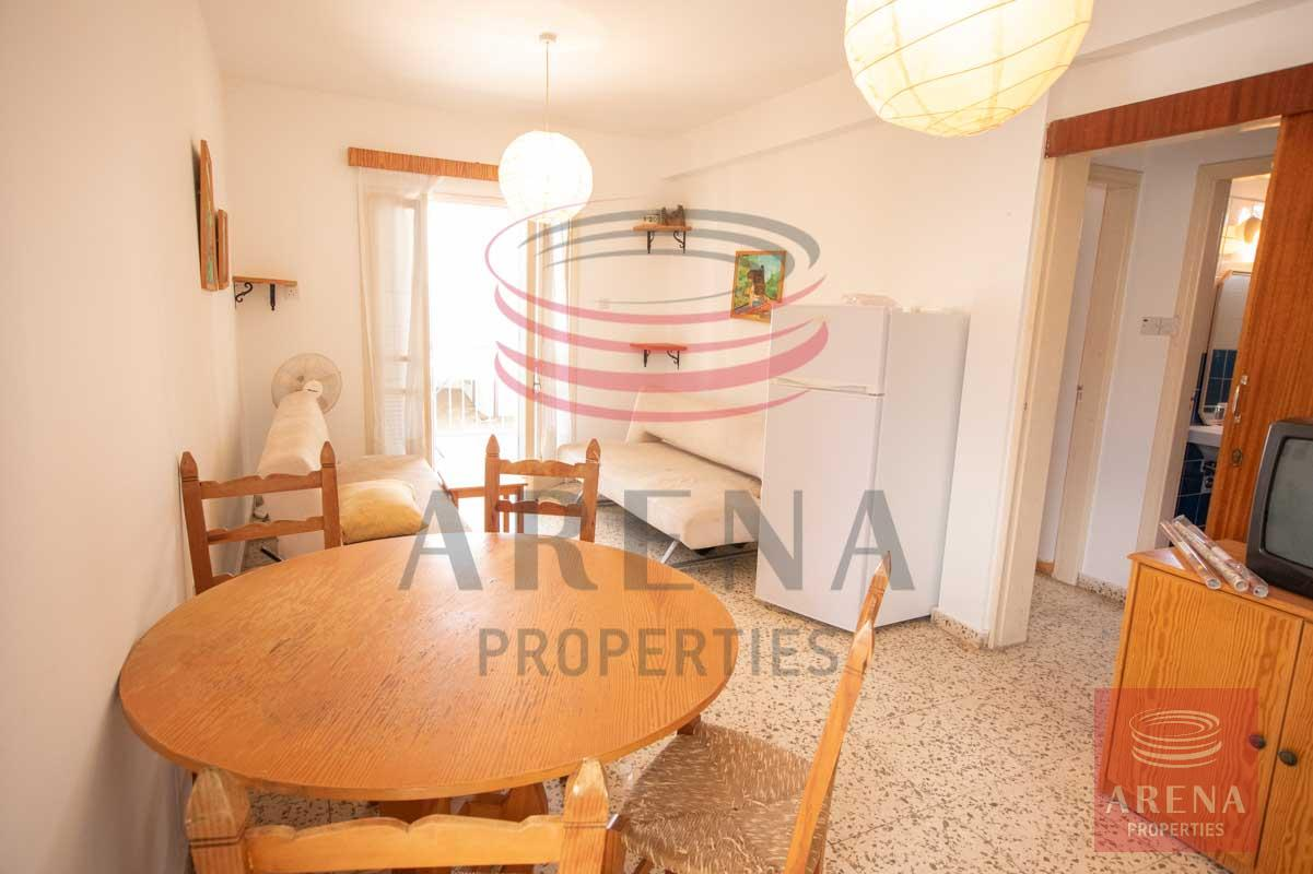 Apartment in Ayia Napa - dining area
