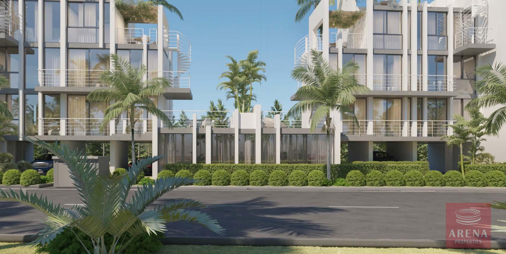 New Project in Kapparis - apartments