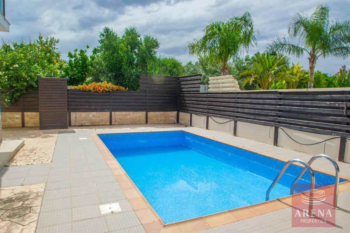 3 Bed Villa in Pernera - swimming pool