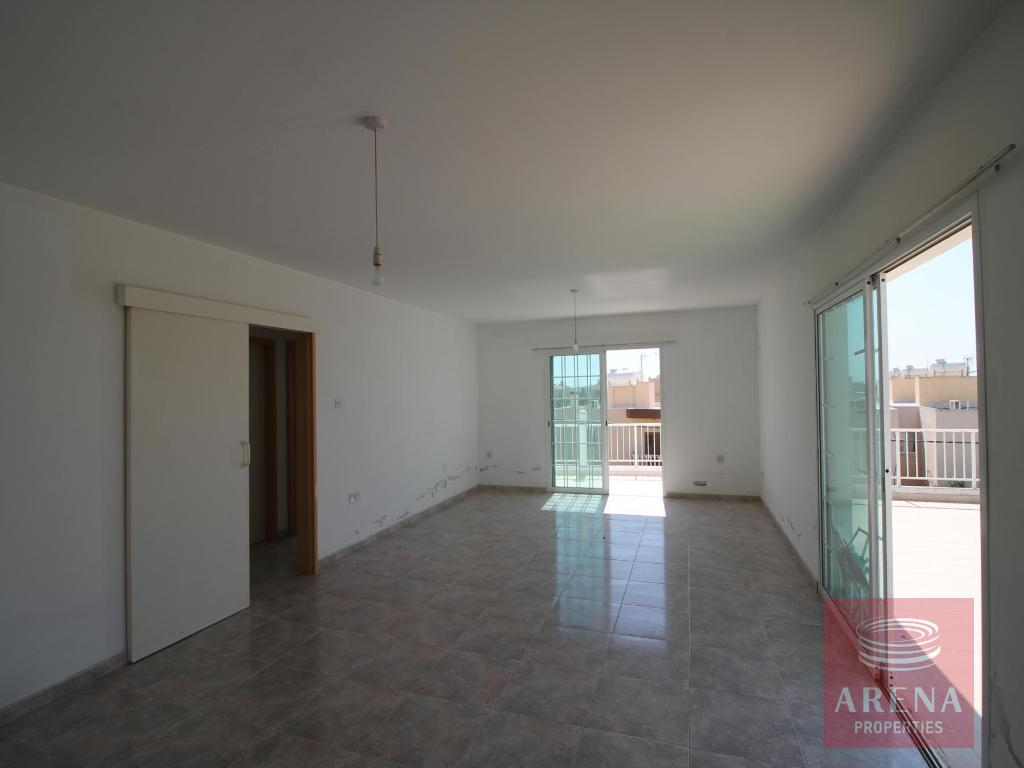 Flat in Sotira - living area
