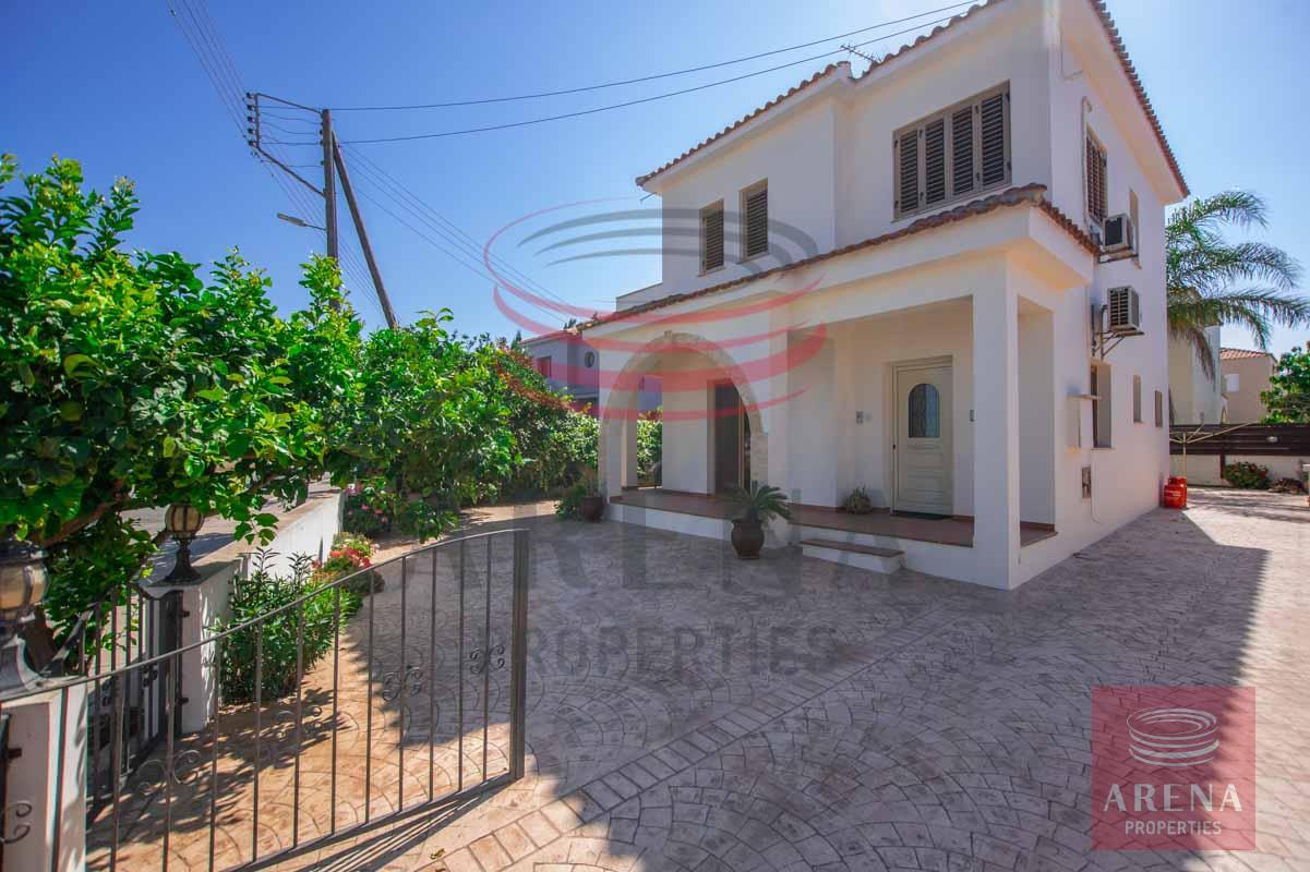 villa in sotira for sale