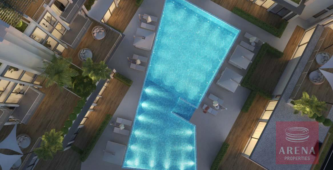 New Project in Kapparis - pool