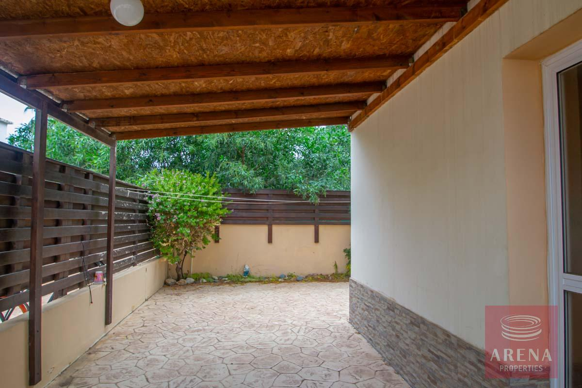 3 Bed Villa in Pernera - covered parking