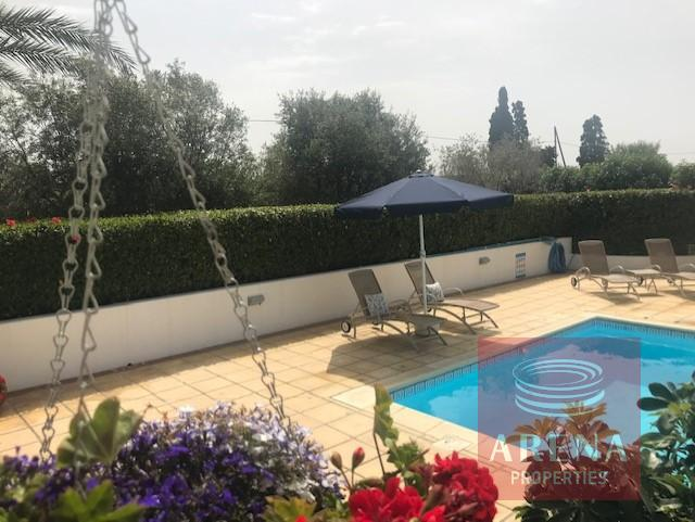 villa in softades - pool