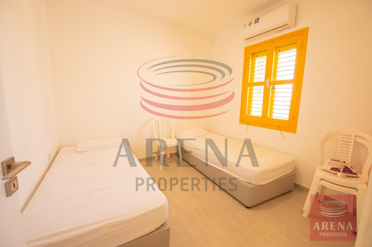 Apartment for rent in Paralimni - bedroom