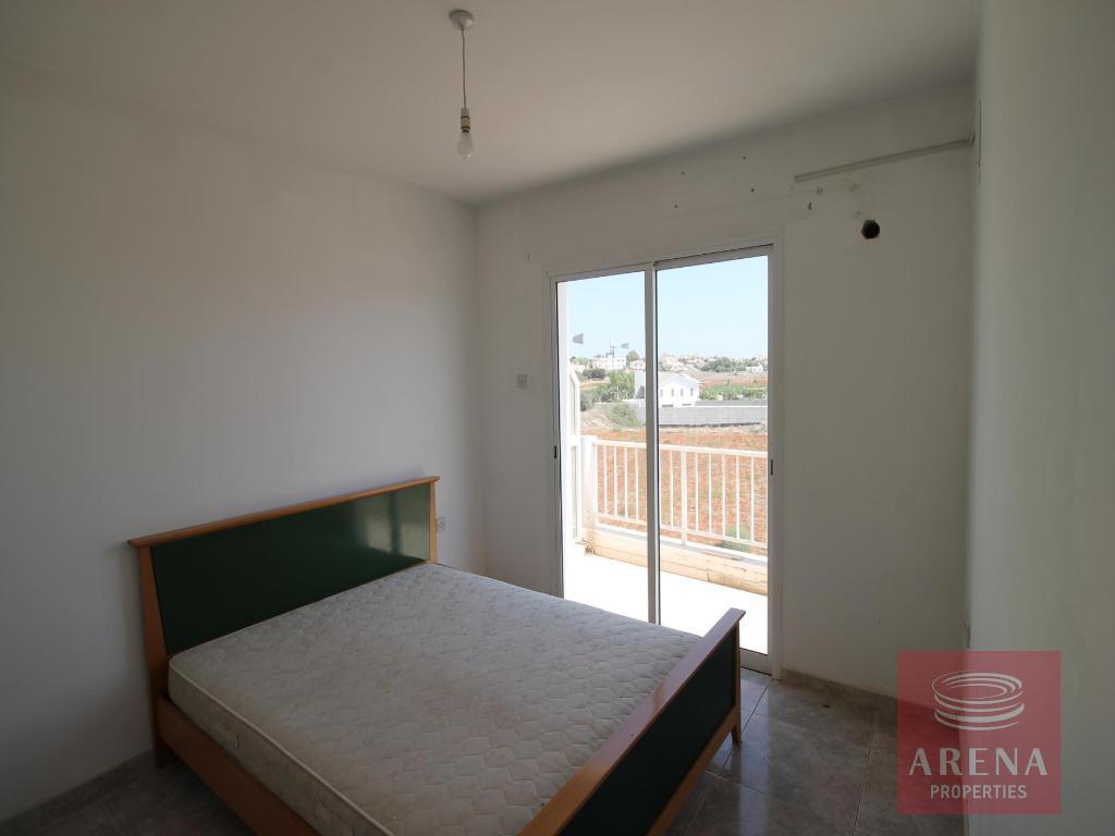 Flat in Sotira - bedroom
