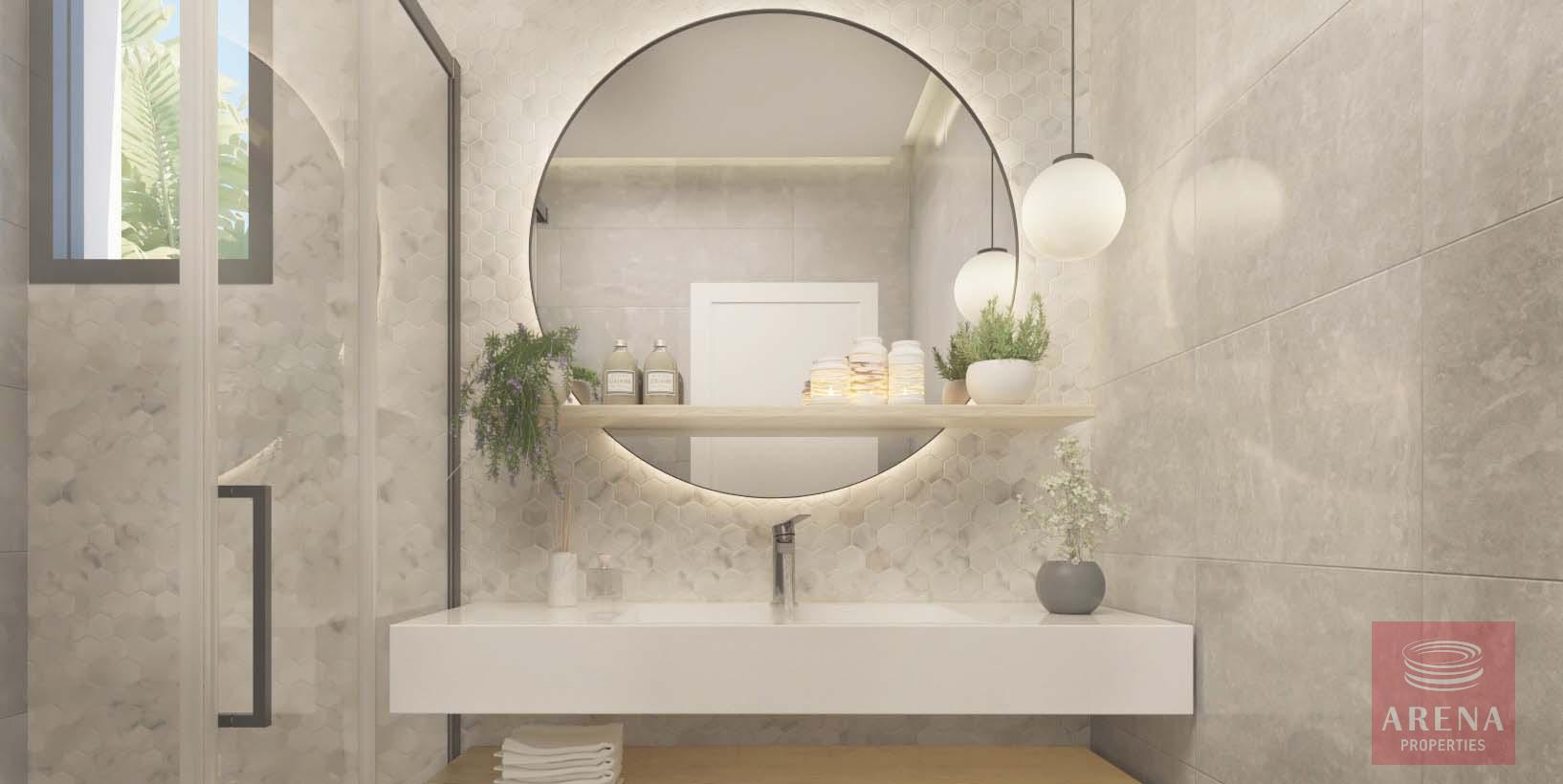 New Project in Kapparis - bathroom
