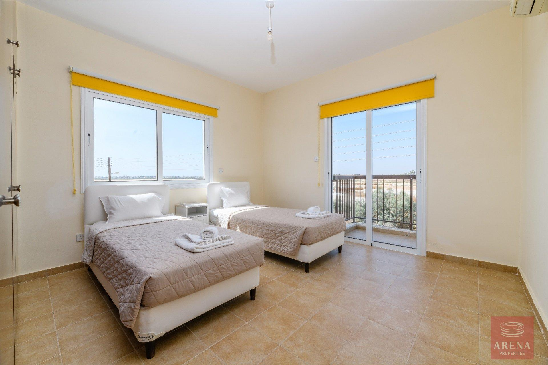 semi-detached house in paralimni for sale - bedroom