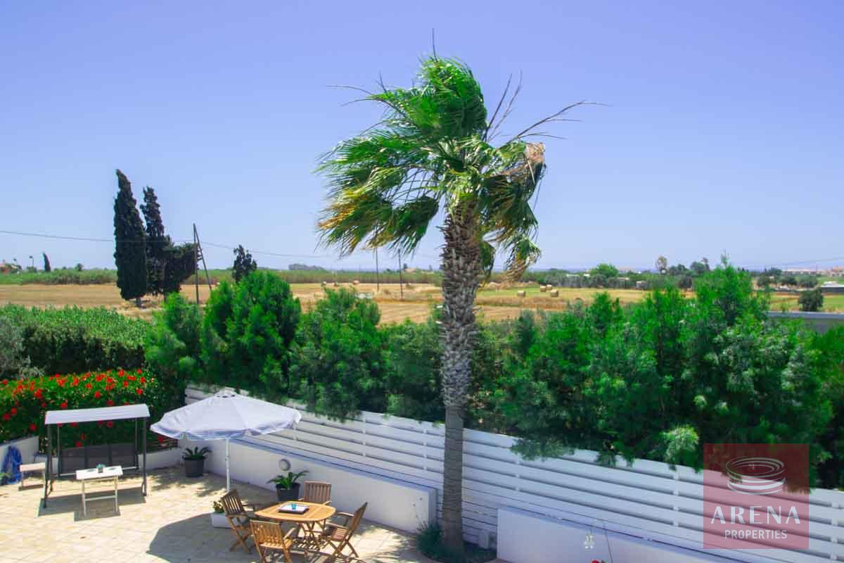 villa in softades - views
