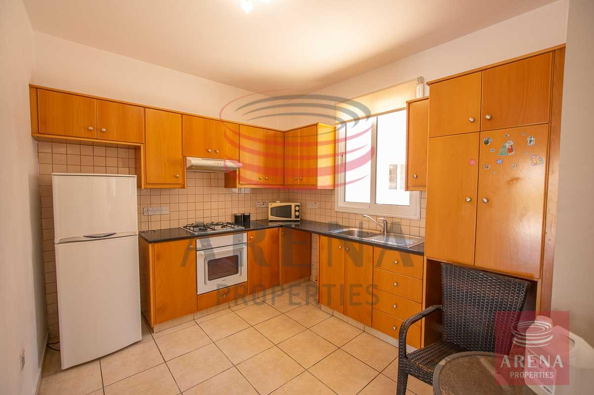 Townhouse for rent - kitchen