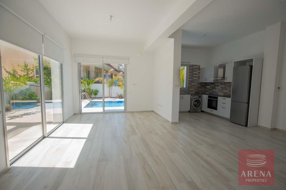 Villa in Kapparis - living area