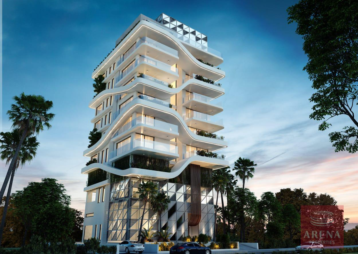 NEW 2 Bed Apartment for sale in Larnaca