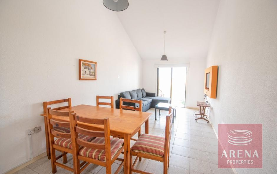 2 Bed Apartment with Deeds in Kapparis
