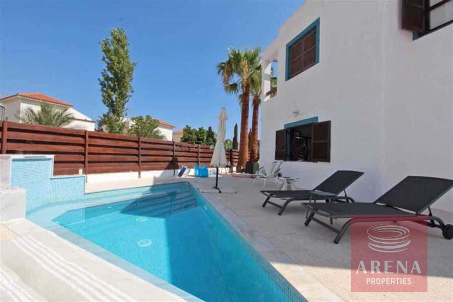 4 bed villa for rent in Ayia Triada