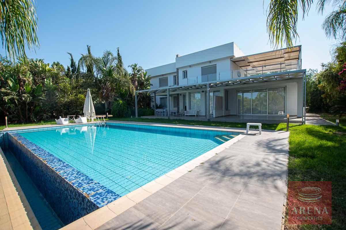 8 Bed Villa in Protaras