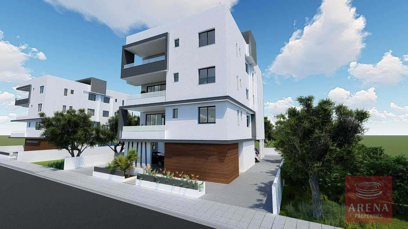 New apartment in Aradippou