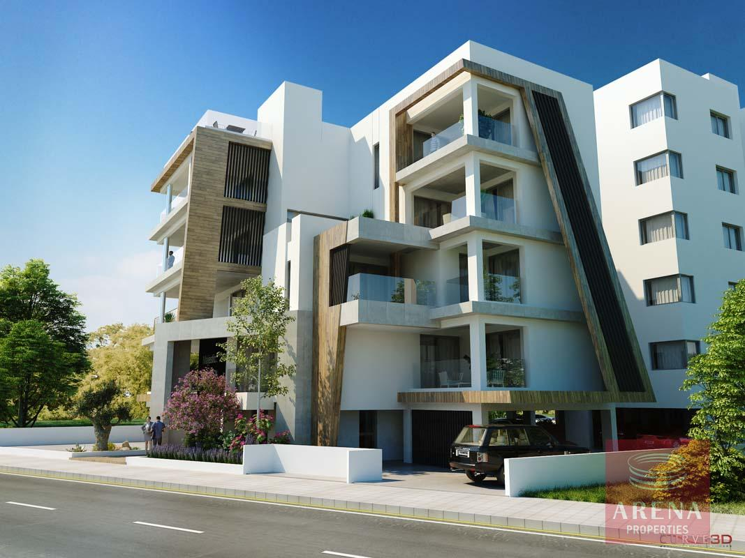 2 Bed Penthouse in Larnaca