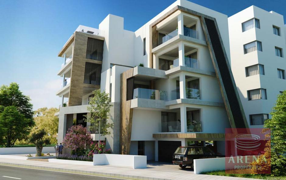 penthouse in larnaca