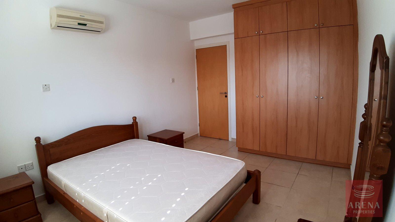 2 Bed Apt for rent in Paralimni - bedroom