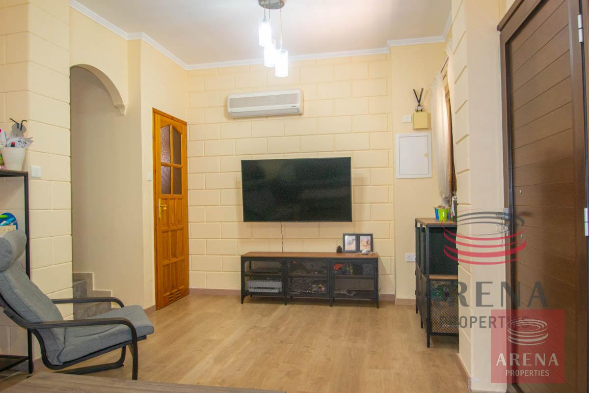 2 bed house in Liopetri for sale - living area