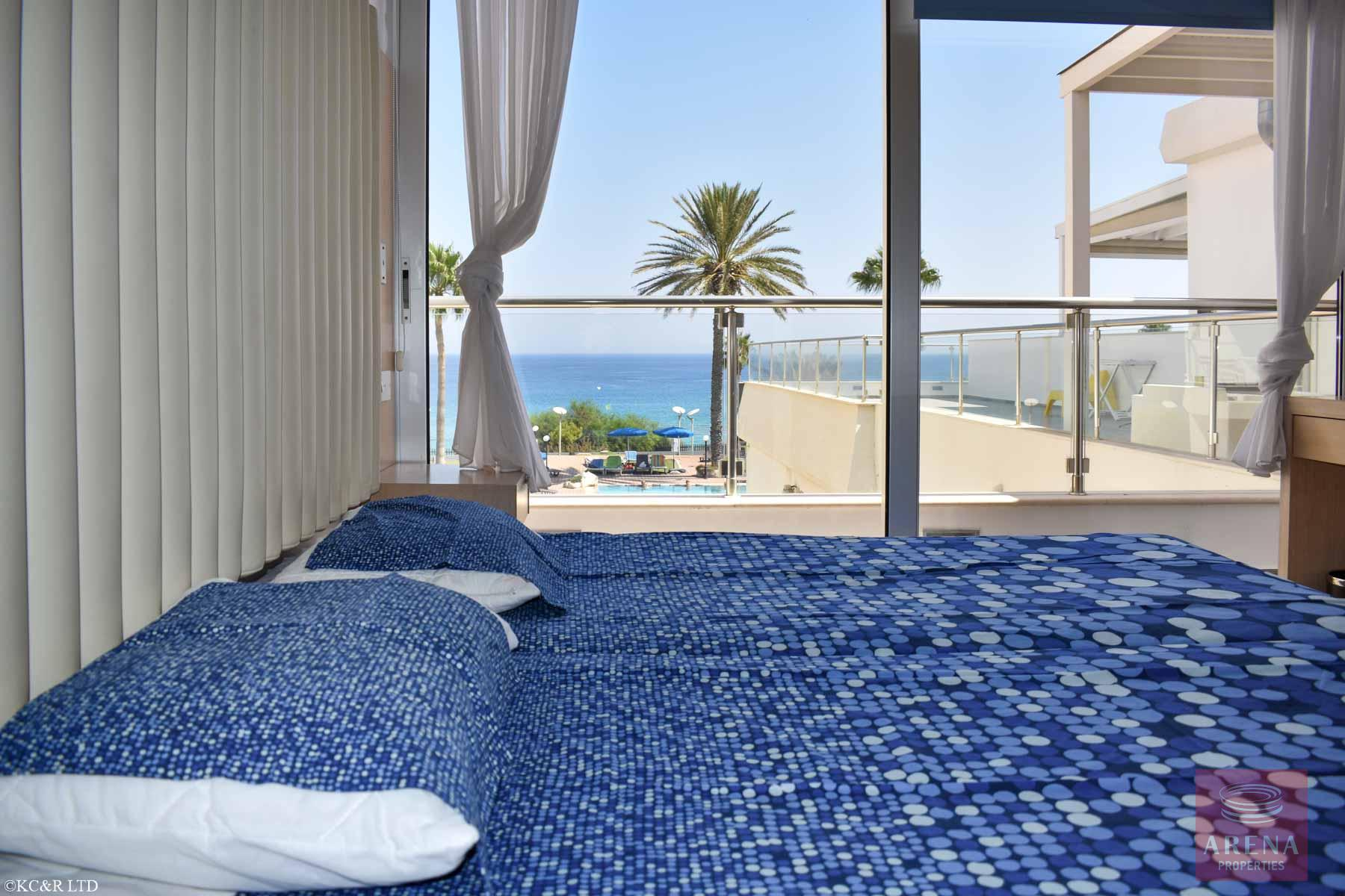 Seafront Apartment in Protaras - bedroom