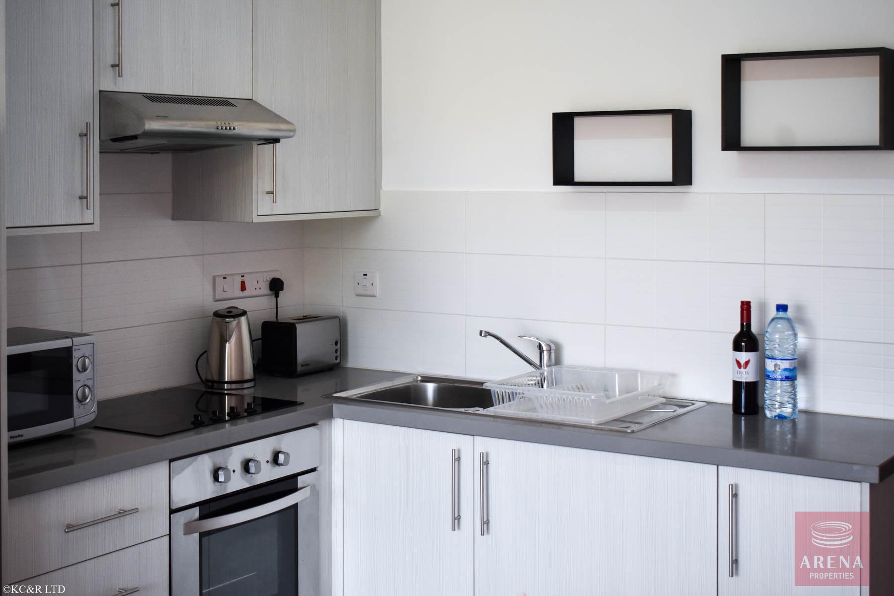 Beautiful Flat in Kapparis for sale - kitchen