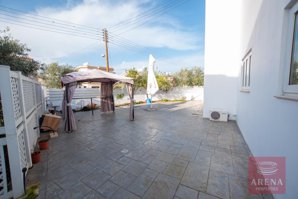 Villa in Kapparis - outside area