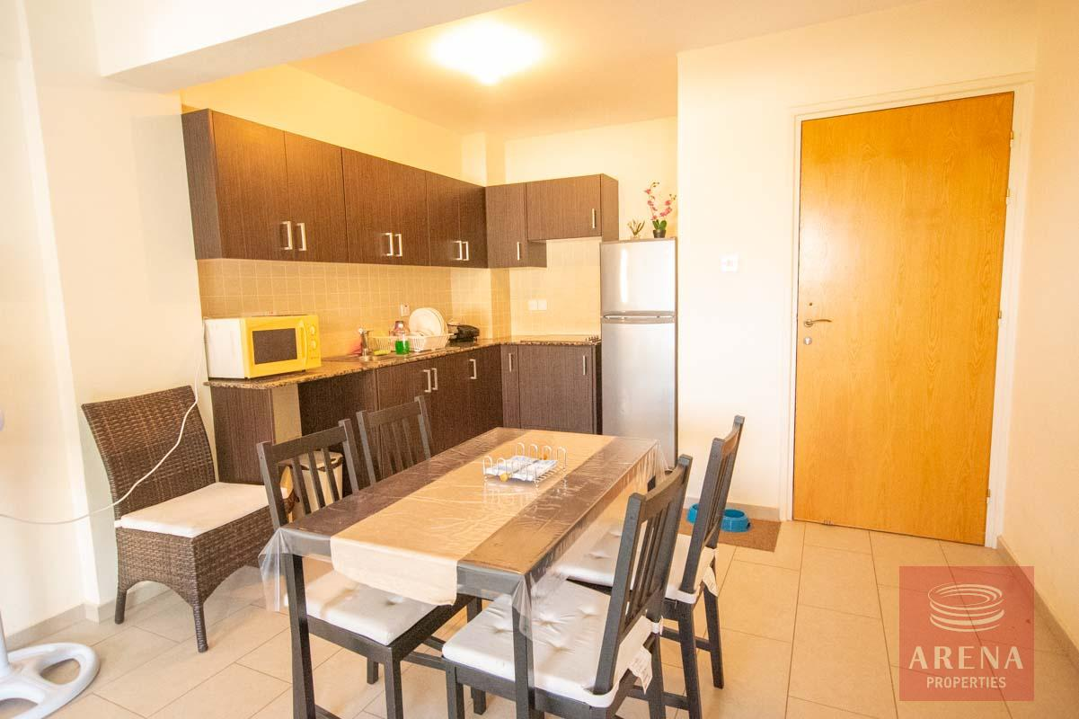 Apartment for rent in Kapparis - kitchen