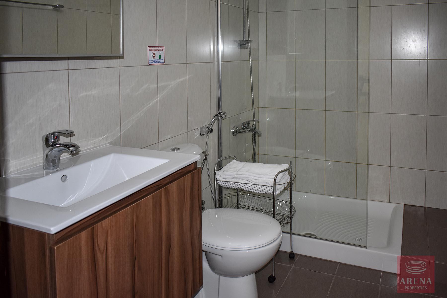 Ground Floor Apartment in Kapparis - bathroom