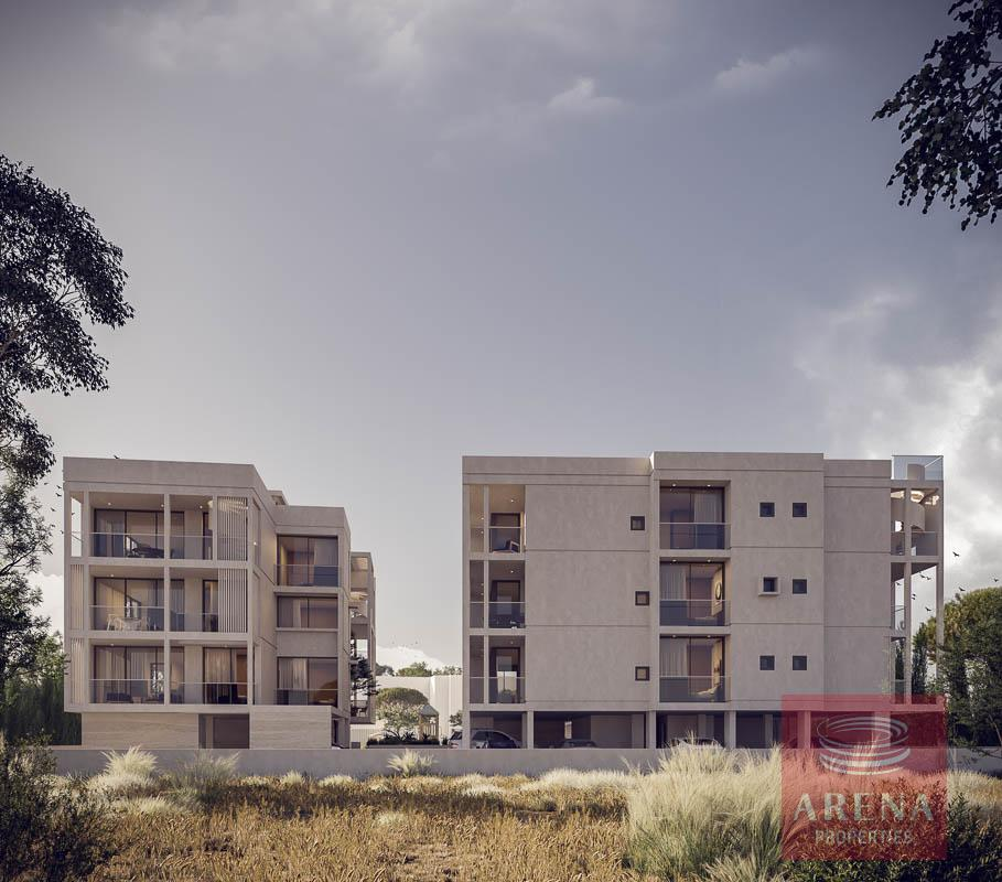 For sale new apartment in Paralimni