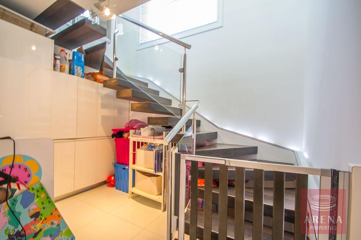 Modern Apartment in Paralimni - stairs