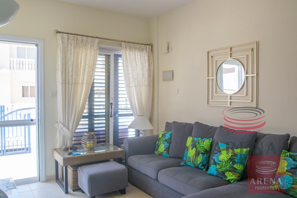 2 Bed Villa in Pernera - living area