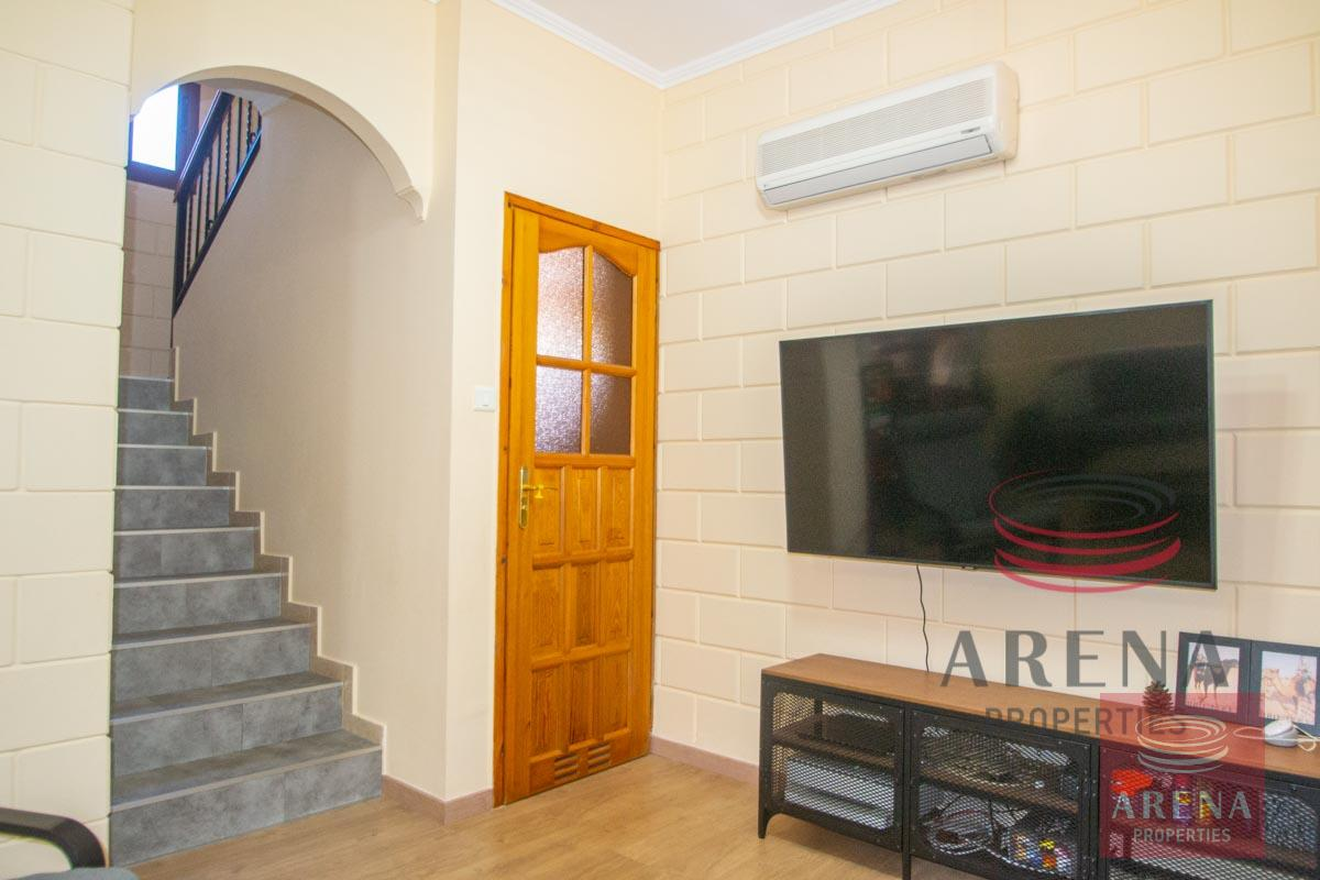 2 bed house in Liopetri to buy - living area