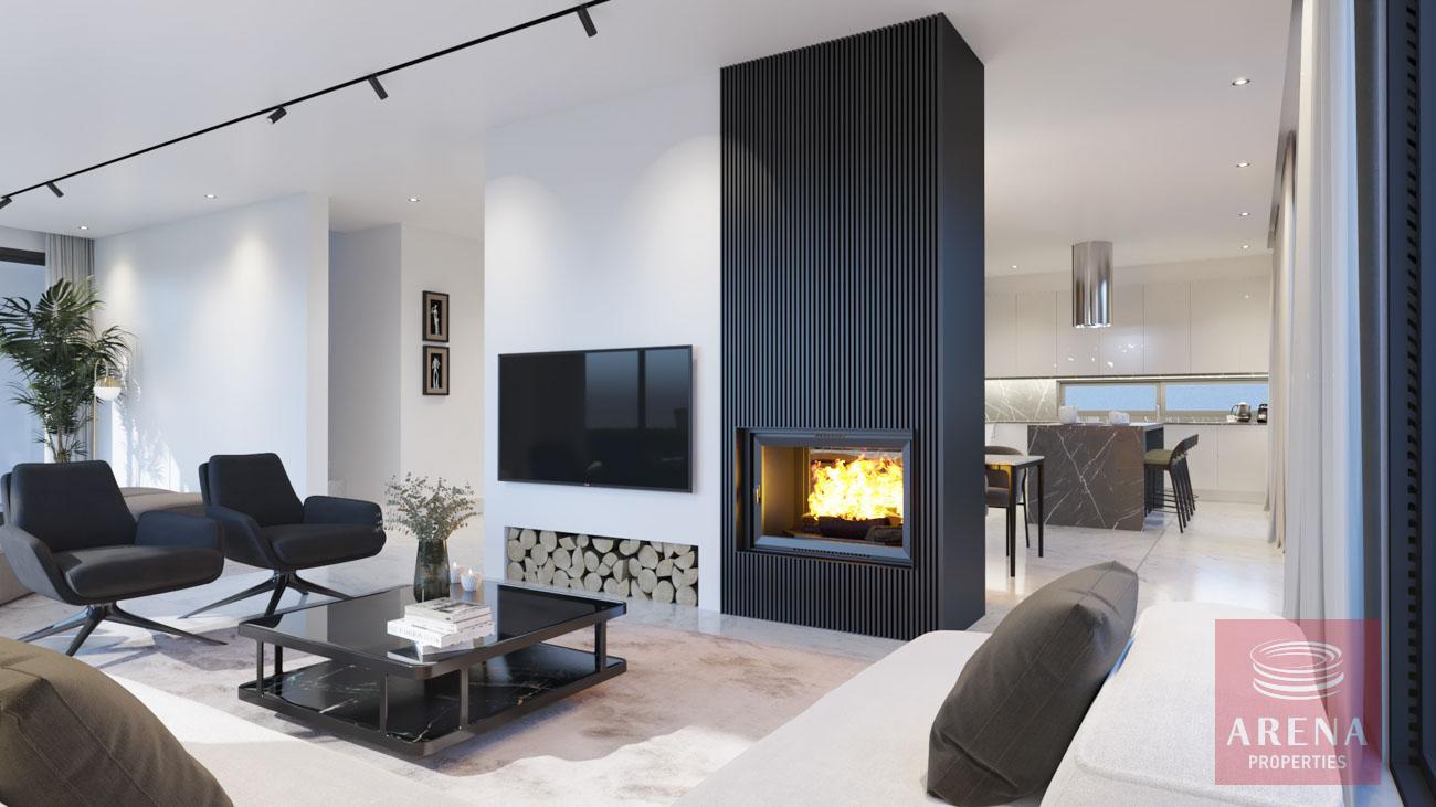 4-5 Bed villa in Protaras for sle - sitting area