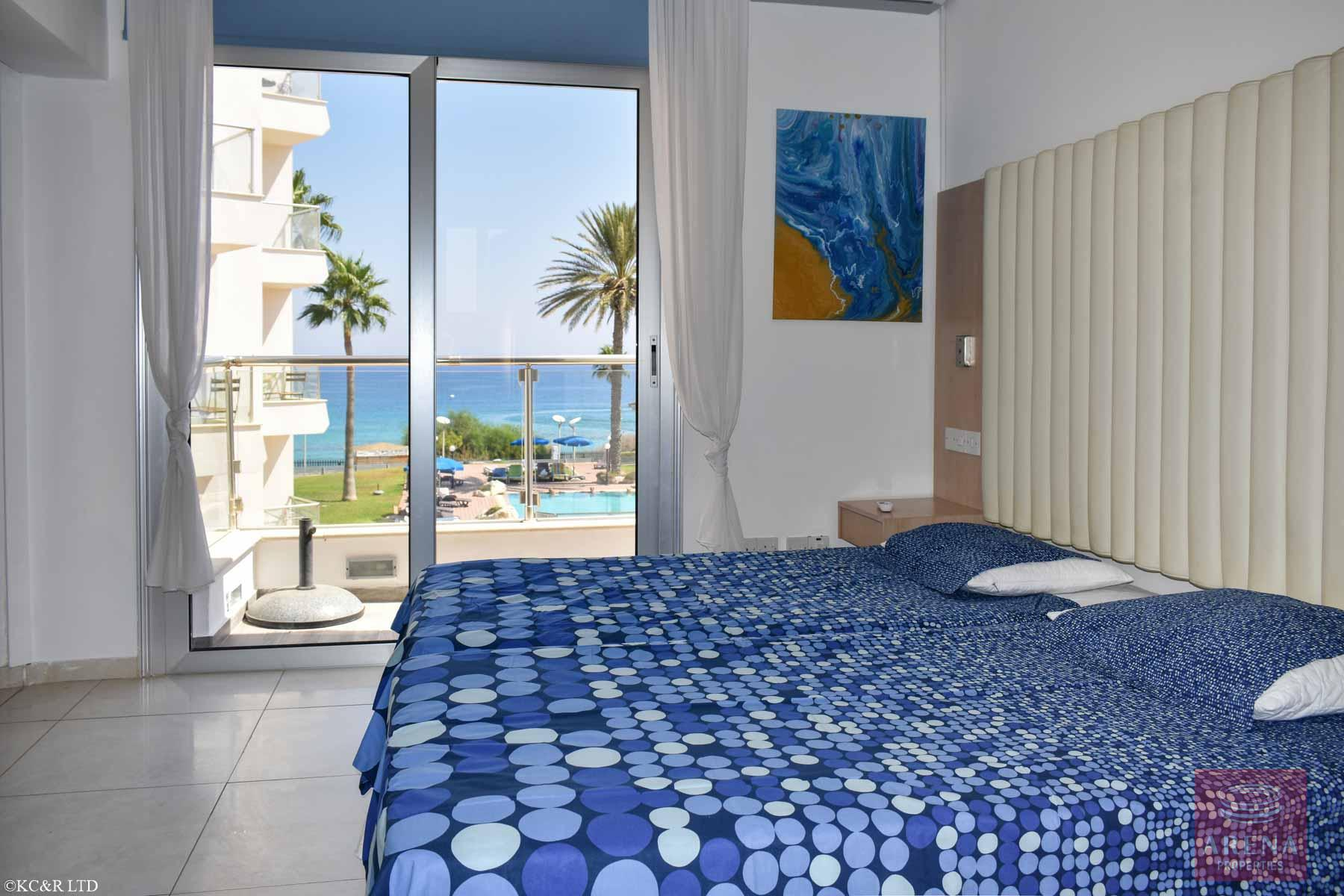 Seafront Apartment in Protaras for sale - bedroom