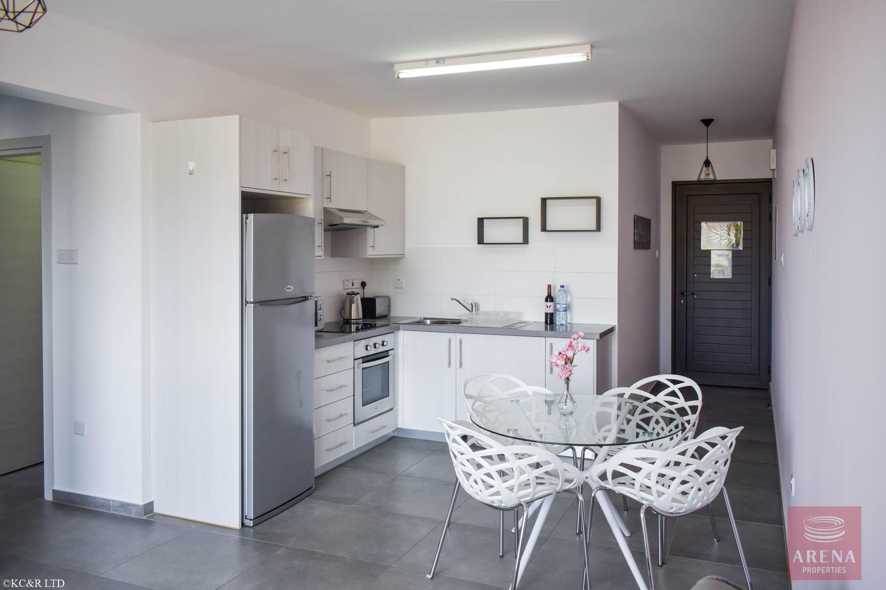 Beautiful Flat in Kapparis to buy - kitchen