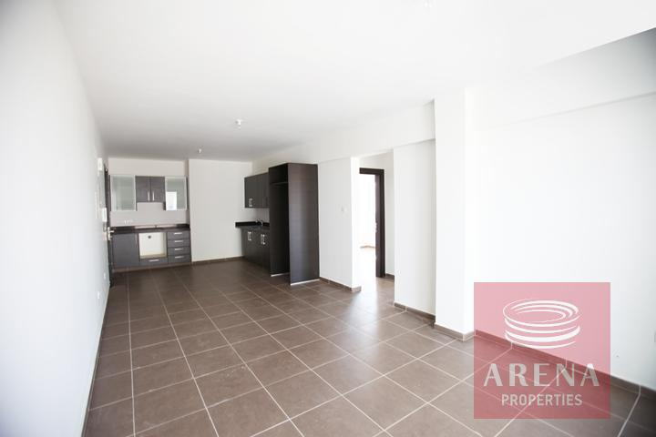 New Apartment in Paralimni - living area
