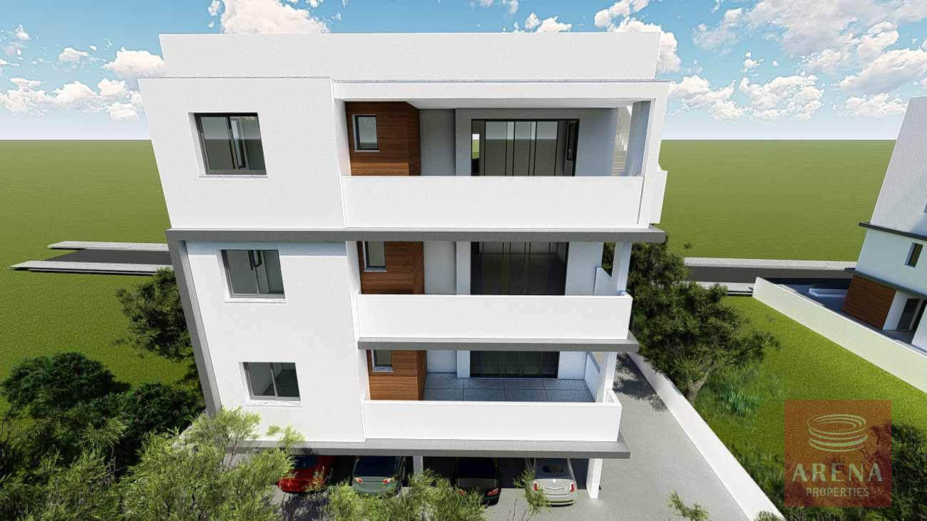 Modern apartments for sale in Aradippou