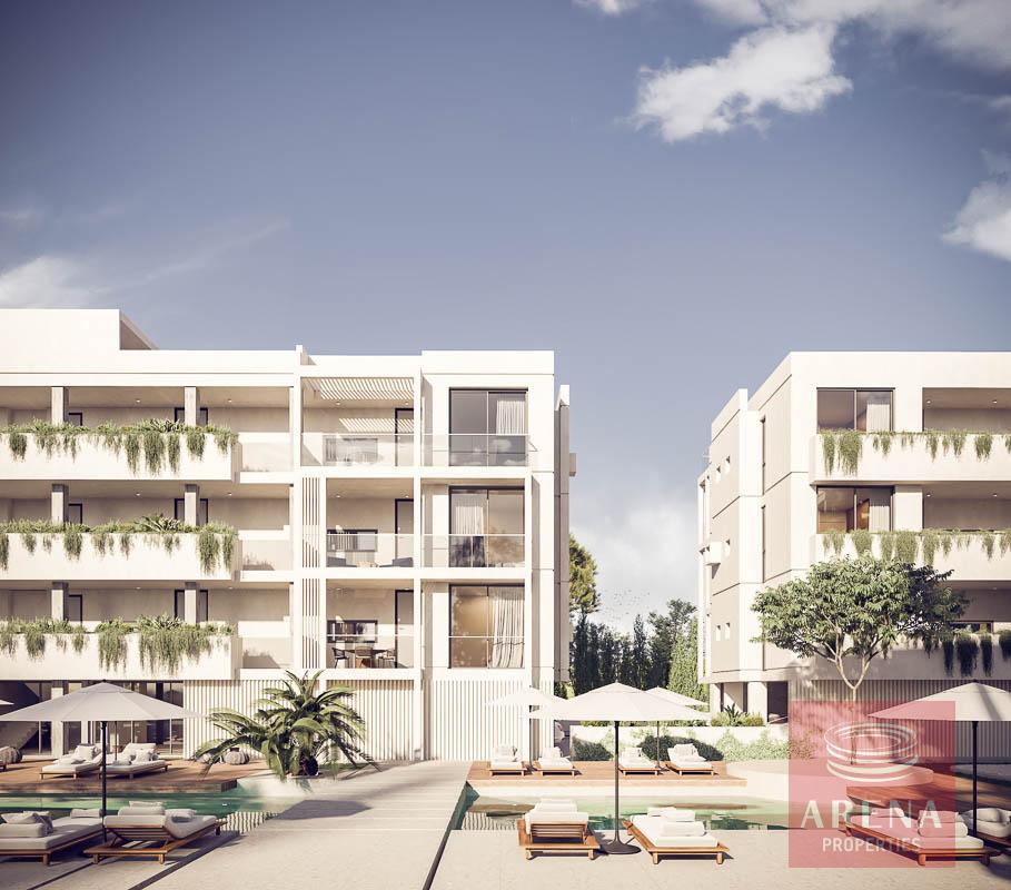 To buy new apartment in Paralimni