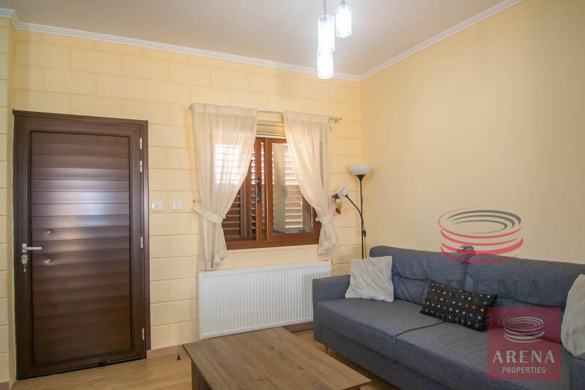 2 bed house in Liopetri to buy - sitting area
